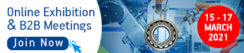 Bearing expo 2021 header banner